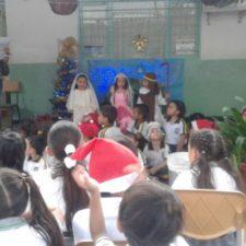 Novena Navidad Preescolar Nov 2016 y Mosaico 2016